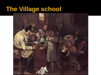 Jan Steen : The Vilage School