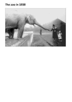 Jan and Antonina Żabiński - The Zookeepers Wife Handout