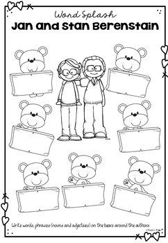 Jan and Stan Berenstain