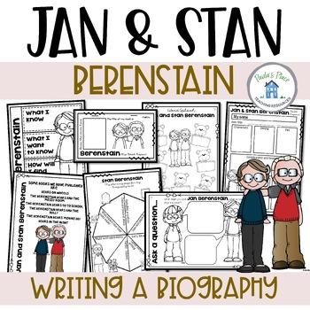 Jan and Stan Berenstain