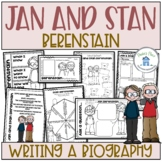 Jan and Stan Berenstain Author Study