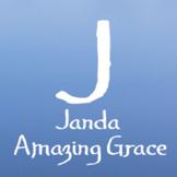 Janda Amazing Grace Font: Personal Use