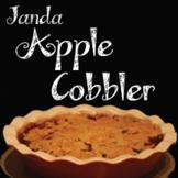 Janda Apple Cobbler Font: Personal Use