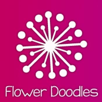 Janda Flower Doodles Font: Personal Use