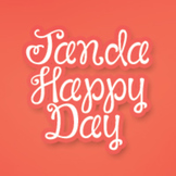 Janda Happy Day Font: Personal Use