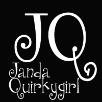 Janda Quirkygirl Font: Personal Use