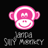 Janda Silly Monkey Font: Personal Use