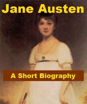 Jane Austen - A Short Biography