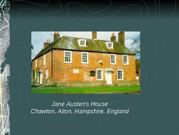 Jane Austen and Pride and Prejudice