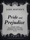Jane Austen's Pride and Prejudice Viewing Guide (BBC version)