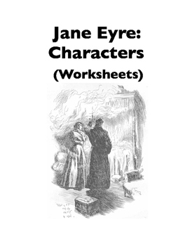 Jane Eyre: Characters (Worksheets)