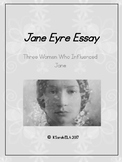 Jane Eyre Essay Prompt