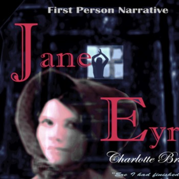 Jane Eyre First Person Narrative poster