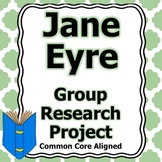 Jane Eyre Group Research Project
