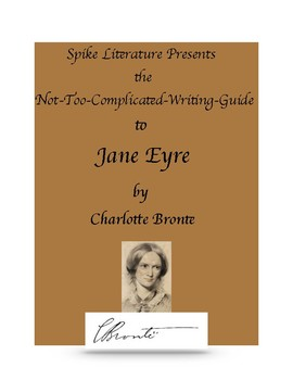 Jane Eyre - Spike's Not - Too - Complicated Study Guide (only)