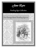 Jane Eyre Quiz Collection