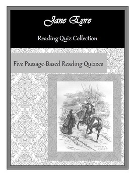 Jane Eyre Quiz Collection