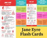 Jane Eyre Study Flash Cards