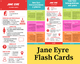 Jane Eyre Study Flash Cards