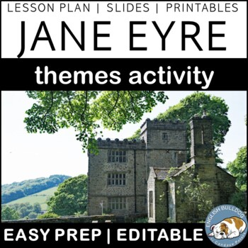 an analysis of jane eyres theme Revise and learn about the themes of charlotte brontë's jane eyre with bbc  bitesize gcse english literature.