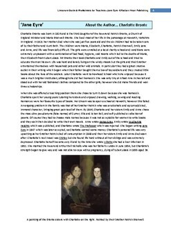 Jane Eyre Worksheets