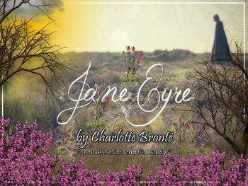 Jane Eyre by Charlotte Bronte, an introduction to the novel