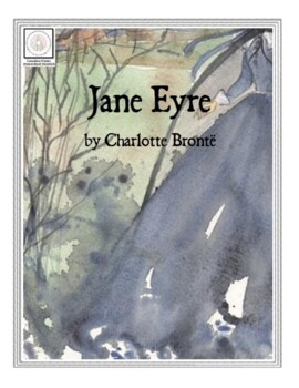 Jane Eyre, by Charlotte Brontë (novel only)