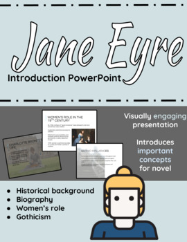 Jane Eyre introduction powerpoint