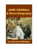 Jane Goodall - A Short Biography