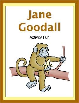 Jane Goodall Activity Fun