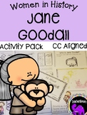 Jane Goodall Activity Pack