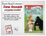Jane Goodall (I Can Read Level 2) Companion Booklet