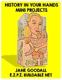 Jane Goodall / Craft Project