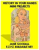 Jane Goodall / Craft Project