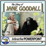 Jane Goodall PowerPoint