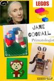 Jane Goodall, Primatologist - Learning with LEGO® Bricks