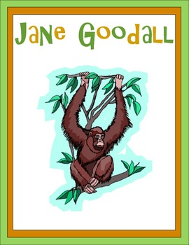 Jane Goodall Thematic Unit