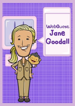 Jane Goodall WebQuest
