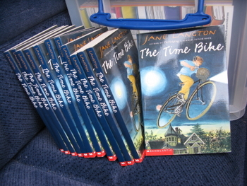 Jane Langton - Time Bike (Set of 19)