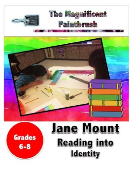 Jane Mount: Self Portraits/Identity through the love of Books