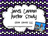 Janell Cannon Author Study: Stellaluna and More!