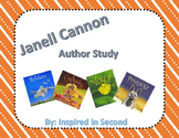 Janell Cannon Author Study