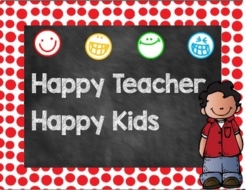 Happy Teacher Happy Kids Whole Class Behavior Ten Frame