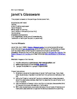 Janet's Glassware