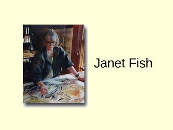 Janet's Glassware Presentation