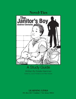 Janitor's Boy - Novel-Ties Study Guide