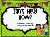 Jan's New Home - 1st Grade Scott Foresman