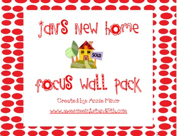 Jan's New Home Focus Wall Pack