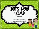 Jan's New Home Homework - 1st Grade Scott Foresman