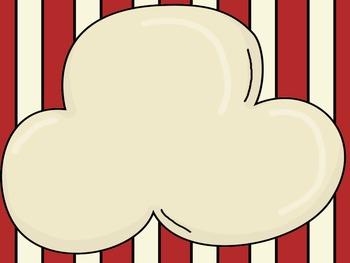 January 19:  National Popcorn Day Popcorn Poetry